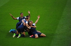 Women soccer players sue FIFA for gender discrimination