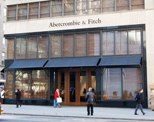 Abercrombie and Fitch discrimination lawsuit headed to the Supreme Court