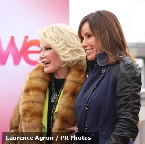 Federal agency criticizes New York clinic involved in Joan Rivers' death