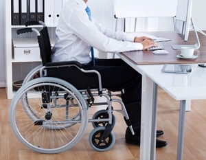 """""""Unfortunately, the results of the study do not surprise us,"""" says Curt Decker, executive director of the National Disability Rights Network. The unemployment rate for people with disabilities was 12.5 percent in 2014, compared to 5.9 percent of people without disabilities."""