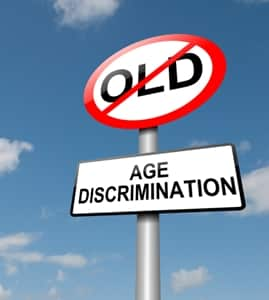 Everyone over a certain age has the possibility of becoming the target of age-based discrimination.