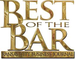 Best of the Bar award from the Kansas City Business Journal