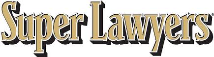 Super Lawyers award logo