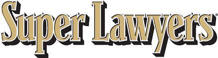 Super Lawyers award logo