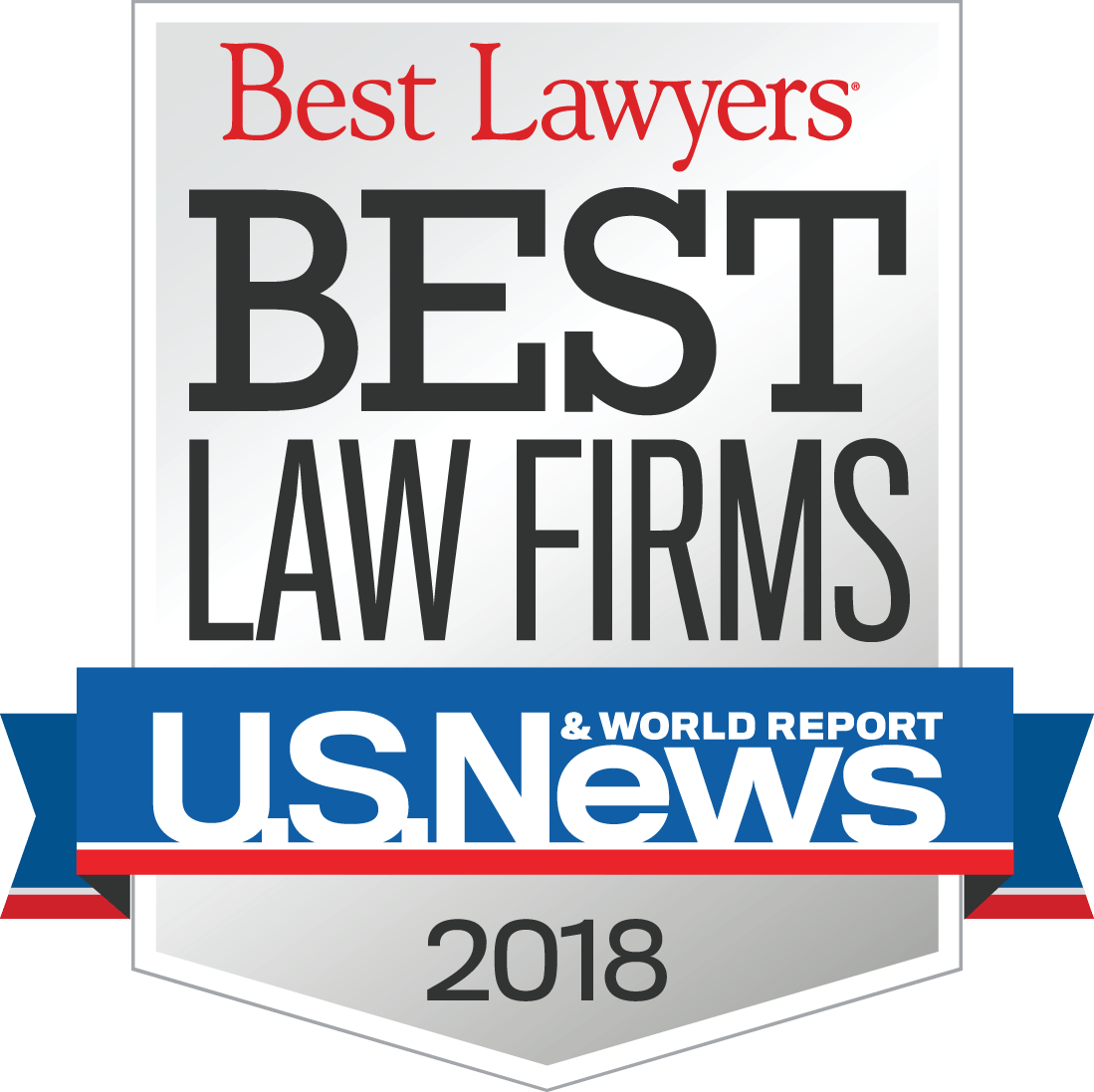 US News Best Law Firms 2018